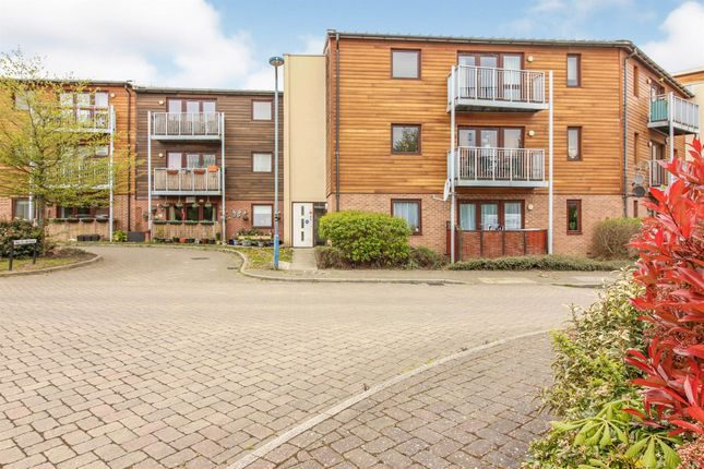 1 bed flat for sale in Swanwick Lane, Broughton, Milton Keynes MK10