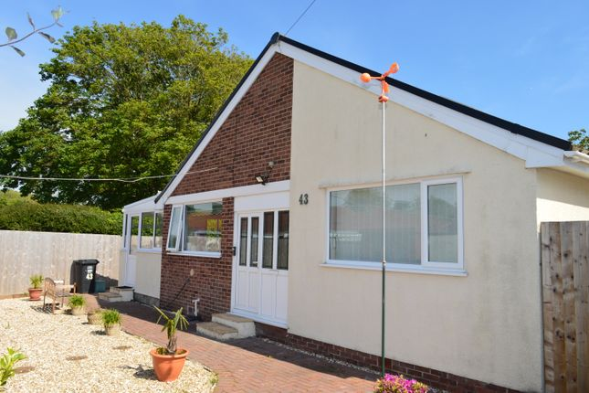 Thumbnail Detached bungalow for sale in Nutwell Road, Worle, Weston-Super-Mare