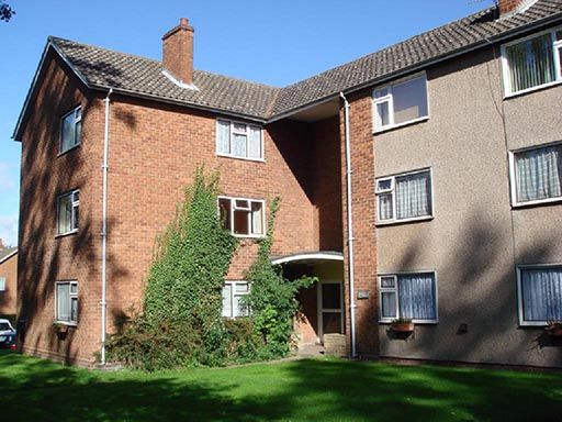 1 bed flat for sale in Clinton Road, Coleshill, West Midlands B46