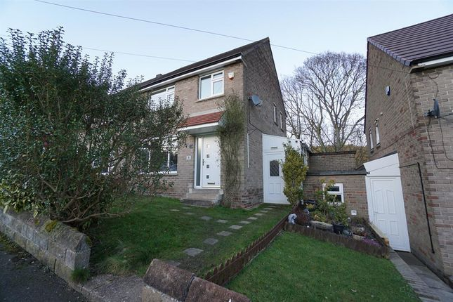3 bed semi-detached house for sale in Craig View Close, Ouightibridge, Sheffield S35