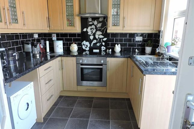 Thumbnail Semi-detached bungalow for sale in Darren Road, Briton Ferry, Neath