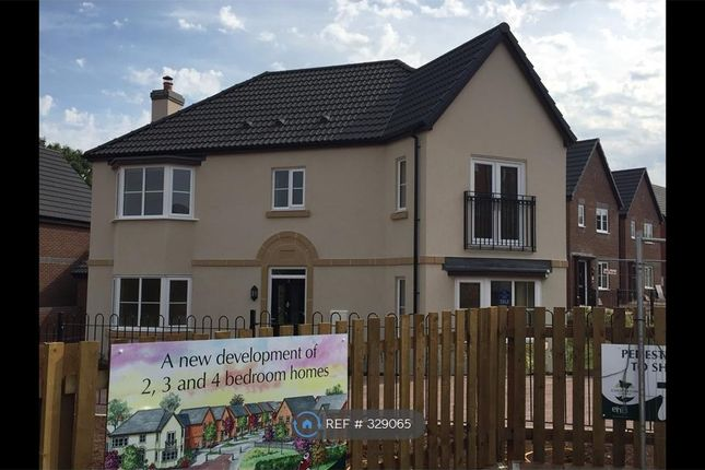 Thumbnail Detached house to rent in Emperor Boulevard, Leamington Spa