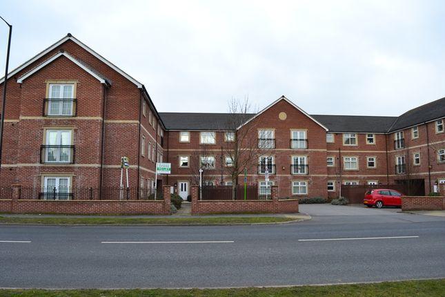 Thumbnail Flat to rent in Apartment 3, 196 Wath Road, Brampton