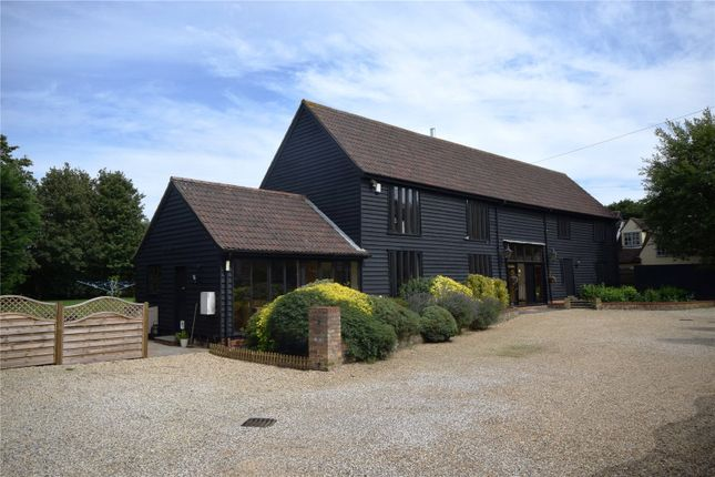 Thumbnail Detached house for sale in Burton End, Stansted