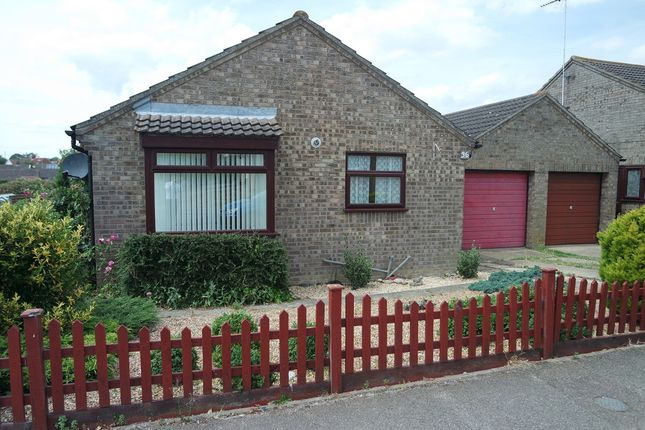 Thumbnail Detached bungalow to rent in Nicholson Drive, Beccles