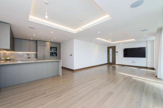 Reception of Quarter House, Juniper Drive, Battersea Reach, London SW18
