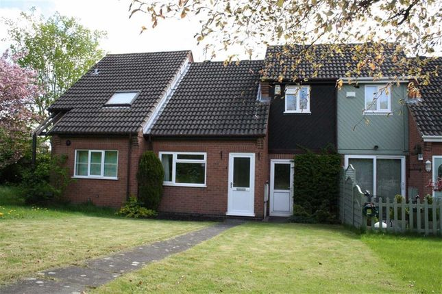 2 bed town house for sale in Bluebell Close, Kirby Muxloe, Leicester