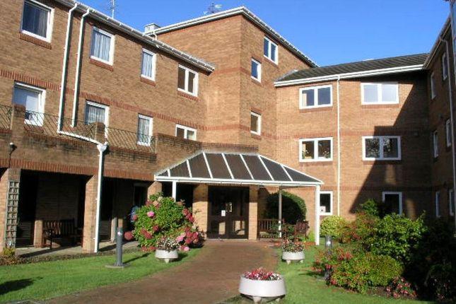 Thumbnail Flat to rent in Church Road, Newton Abbot