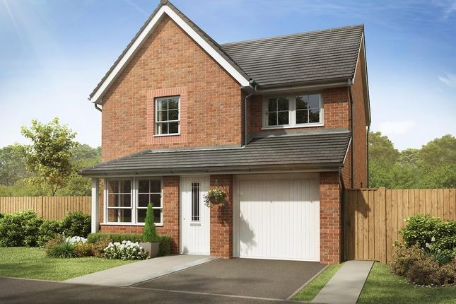 "3 bedroom detached house for sale in ""Derwent"" at Norton Road, Norton, Stockton-On-Tees"