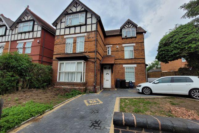 Thumbnail Detached house for sale in Anderton Park Rd, Birmingham
