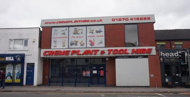 Thumbnail Retail premises to let in 53-55 Nantwich Road, Crewe, Cheshire