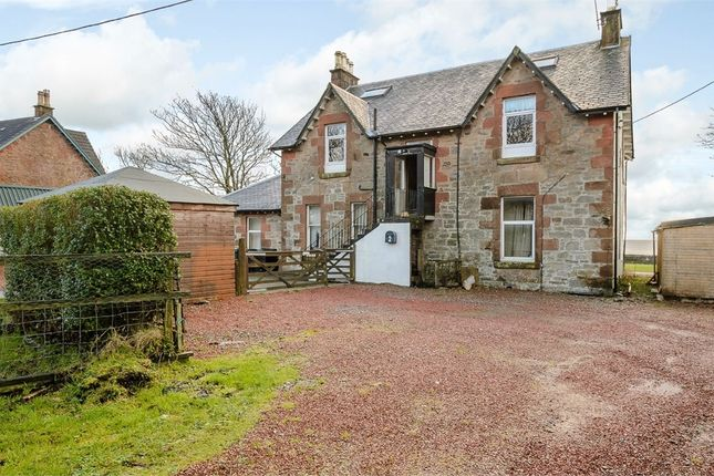 Thumbnail Flat for sale in Toward, Toward, Dunoon, Argyll And Bute