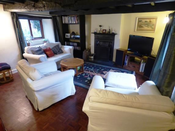 Lounge of Clayholes Road, Kettleshulme, High Peak, Cheshire SK23