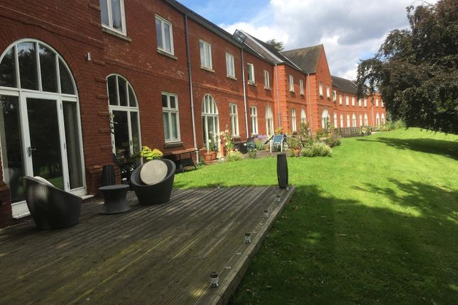 Thumbnail Town house to rent in Park Row, Bretby, Burton-On-Trent