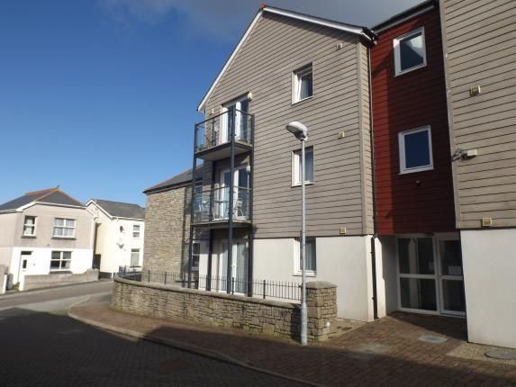 Thumbnail Flat for sale in Redruth, Cornwall