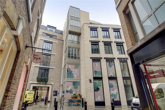 Thumbnail Flat for sale in Floral Court, The Floral Court Collection, 25 Floral Street, London