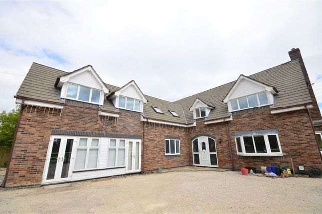 Thumbnail Detached house to rent in Stanneylands Road, Styal, Stockport, Greater Manchester