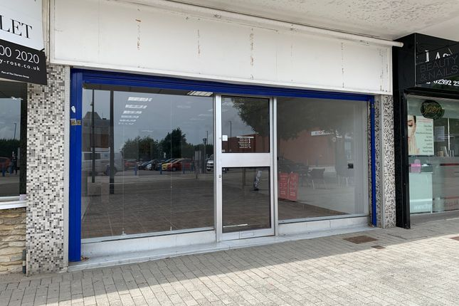 Thumbnail Retail premises to let in 2 Queens Parade, 121-123 London Road, Waterlooville
