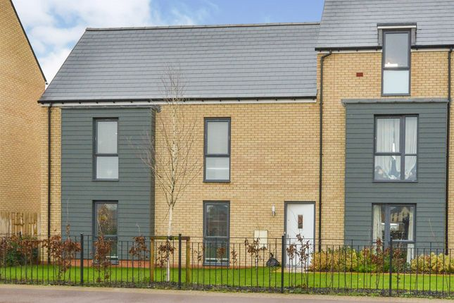 1 bed flat for sale in Fen Street, Brooklands, Milton Keynes MK10