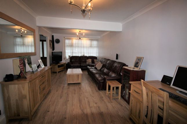 Thumbnail Semi-detached house for sale in Woodcote Close, Enfield