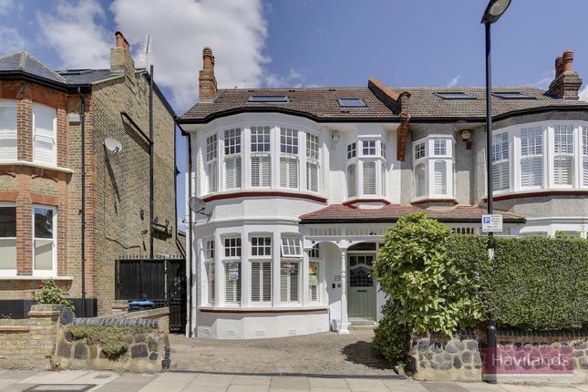 Thumbnail Semi-detached house for sale in Arlow Road, London
