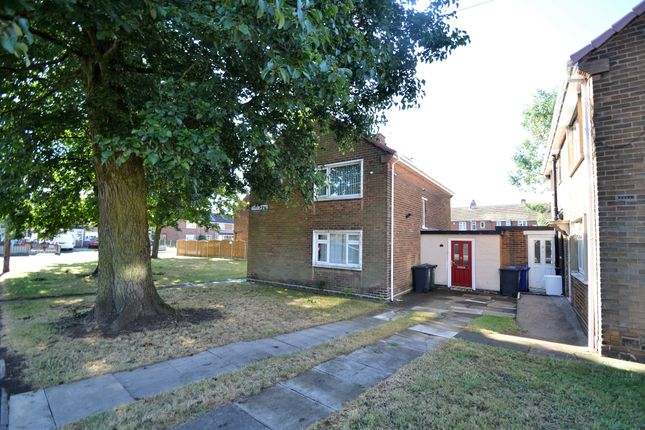 Thumbnail Flat for sale in Violet Avenue, Edlington, Doncaster