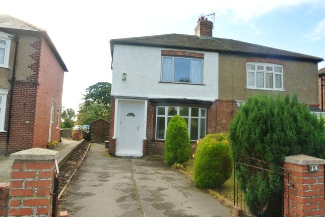 Thumbnail Semi-detached house to rent in Richmond Road, Leyburn