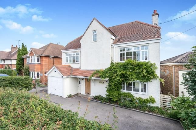 Front Aspect of Goring Road, Steyning, West Sussex, England BN44