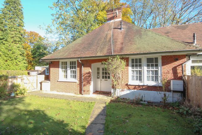 Thumbnail Semi-detached bungalow to rent in Victoria Hill Road, Fleet