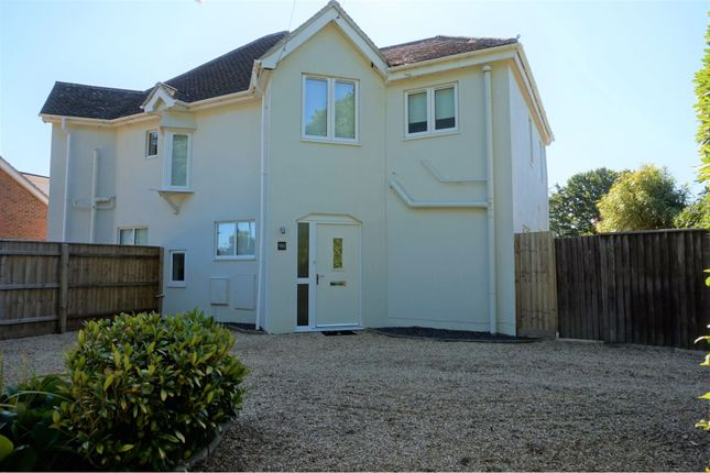 Thumbnail Semi-detached house for sale in Pilford Heath Road, Colehill