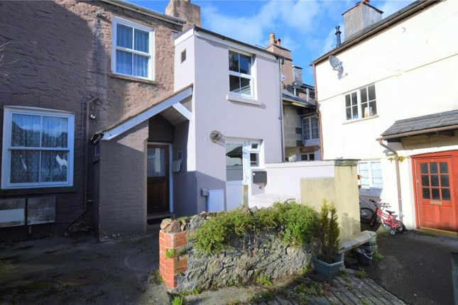 Thumbnail Maisonette for sale in Plymouth Road, Buckfastleigh, Devon