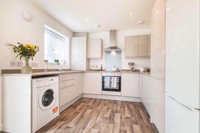 Kitchen of Greenview Mount, Leeds LS9