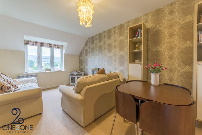 Thumbnail Flat for sale in Stonebridge Park, Croesyceiliog, Cwmbran