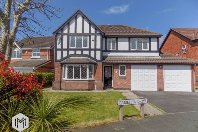 Thumbnail Detached house for sale in Camellia Drive, Leyland