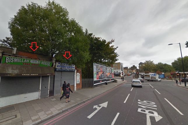 Thumbnail Land for sale in Manor Parade, Stoke Newington, London N16,