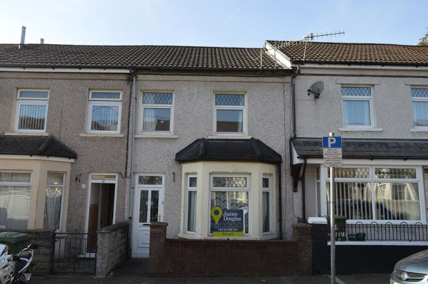 Thumbnail Terraced house for sale in Oxford Street, Treforest, Rct