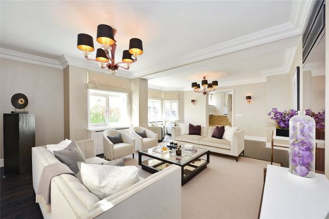 Thumbnail Property for sale in Lyall Street, Belgravia, London