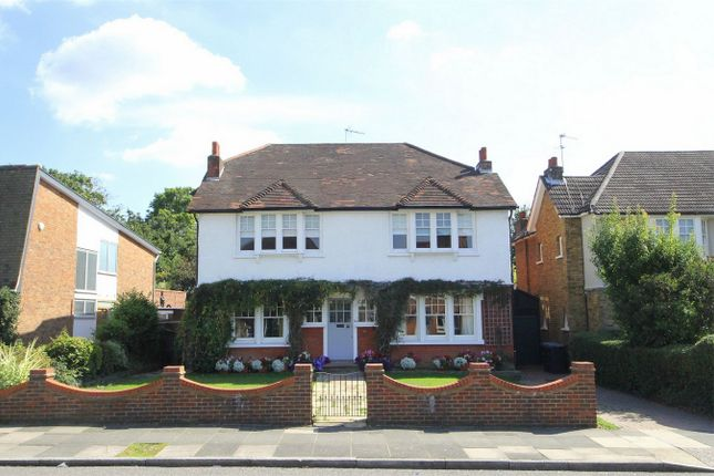 Thumbnail Detached house for sale in Old Park Ridings, London