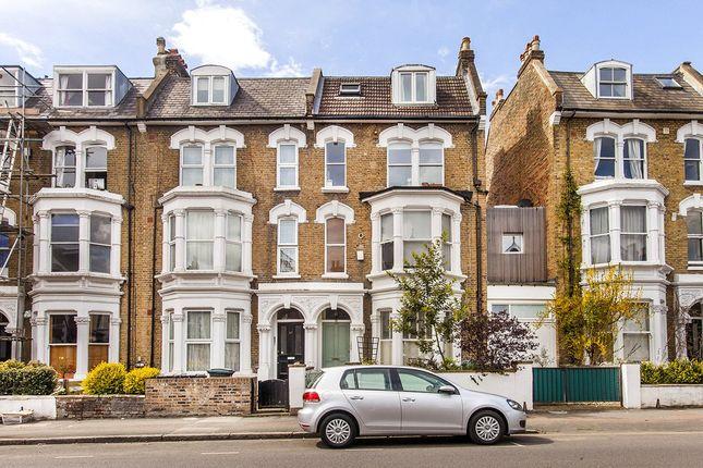 Thumbnail Flat to rent in Stapleton Hall Road, London
