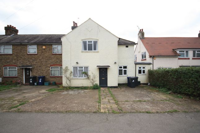 Thumbnail End terrace house for sale in Hoylake Road, East Acton