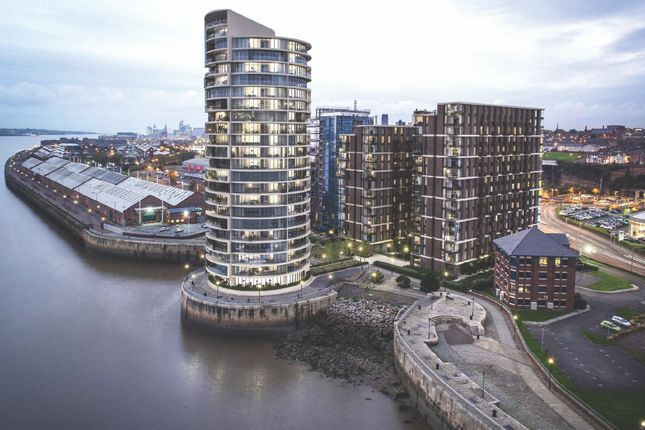 Thumbnail Land for sale in 2 Riverside Drive, Liverpool
