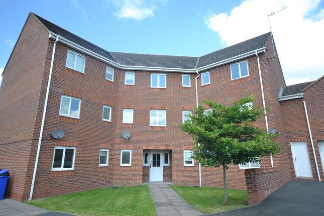 Thumbnail Flat to rent in Boatman Drive, Hanley, Stoke-On-Trent