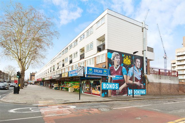 Thumbnail Maisonette for sale in Barking Road, East Ham, London