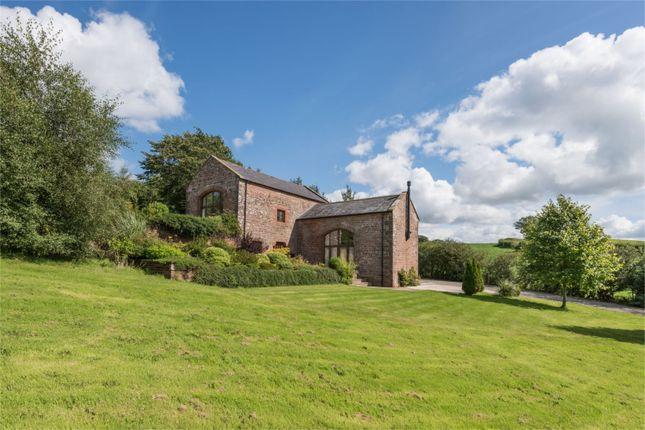 Thumbnail Barn conversion for sale in Gillfoot Bridge, Cumrew, Brampton, Cumbria