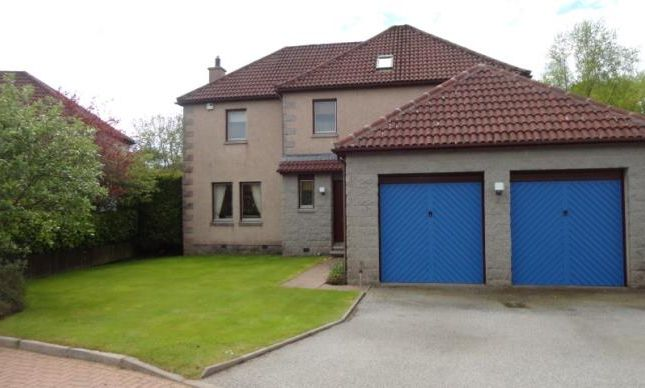 Thumbnail Detached house to rent in Corse Gardens, Kingswells, Aberdeen