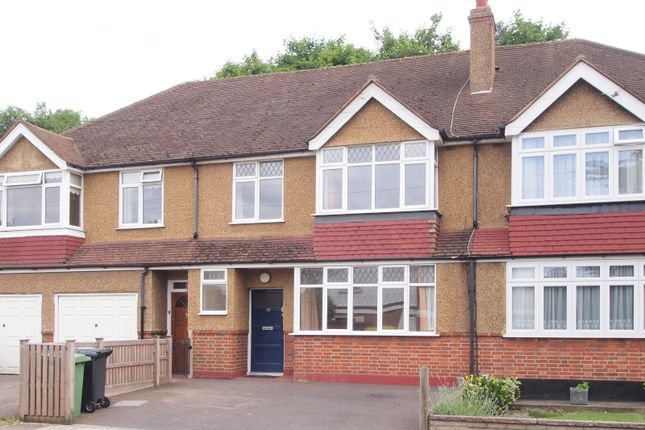 3 bed terraced house for sale in Station Avenue, West Ewell, Surrey