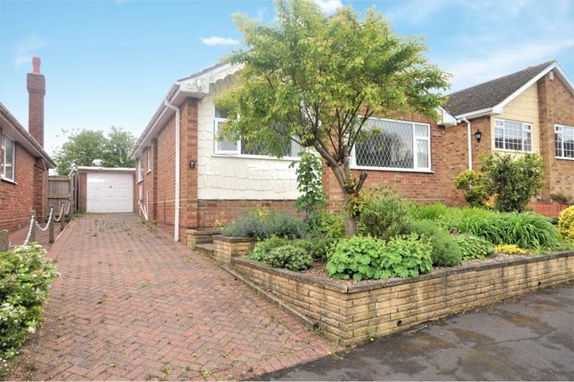 Thumbnail Detached bungalow for sale in Mill Close, Waltham