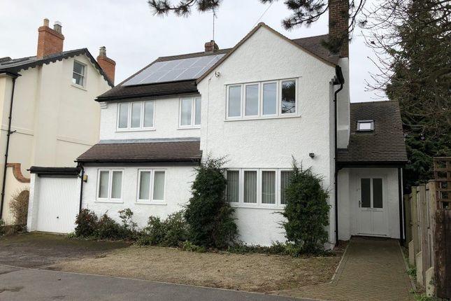 Thumbnail Detached house to rent in Langton Grove Road, Charlton Kings, Cheltenham