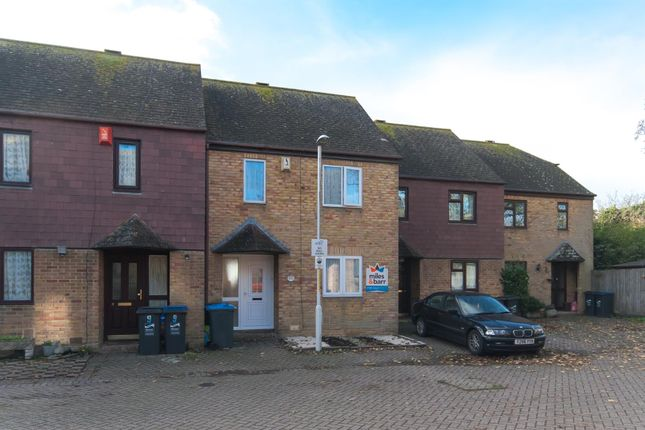 Thumbnail Terraced house for sale in Anvil Close, Birchington