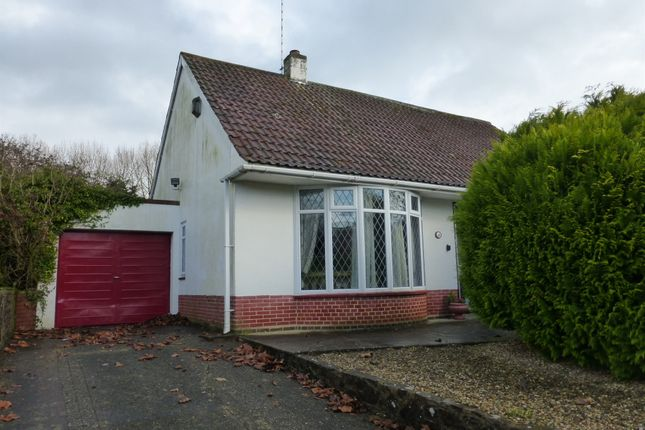 Thumbnail Detached bungalow for sale in Woodland Road, Taunton
